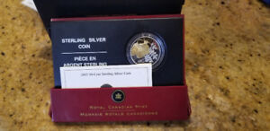 2005 Royal Canadian Mint Sterling Silver Coin