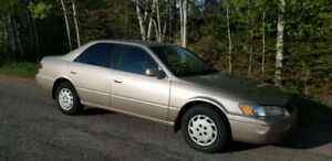 Toyota Camry low miles