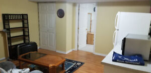Furnished 1 bedroom for female student or working professional
