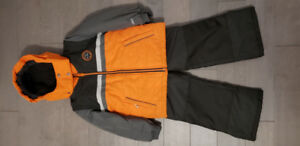 Boys Oshkosh Snowsuit (Size 5) - Jacket & Snowpants