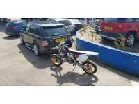 HONDA CRK450X SUPERMOTO MOTOCROSS £4995 PART EXCHANGE WELCOME