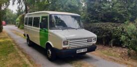 LDV 400 SERIES D 3.5T Camper Van project? ex Council Bus, 32K miles only.