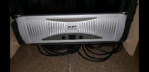 Super deal! Ampli Phonic XP 3000