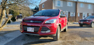 2016 Ford Escape SE - Ruby Red
