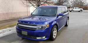2013 Ford Flex Limited, ECO BOOST SUV, Crossover