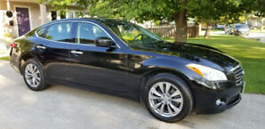 2012 Infiniti M37X Luxury Sports Sedan with AWD