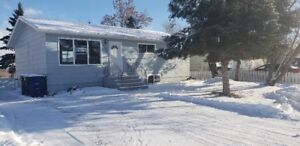 3 Bedroom 2 Bath House Available Now on 702-3rd St East