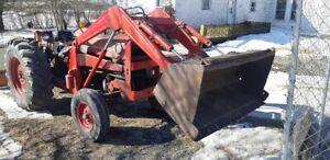 165 Massey Ferguson Tractor