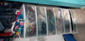 Children's clothes for ages 0-14 1$ each