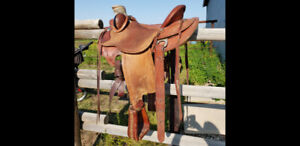 Frontier Saddle | Kijiji - Buy, Sell & Save with Canada's #1