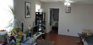 TWO BEDROOM APT - SECOND FLOOR OF A HOUSE