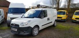 2014 Fiat Doblo 1.6 Multijet 16V Van Start Stop MAXI 6 SPEED DIRECT BT PANEL VAN