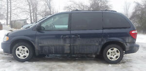 2007 Dodge Caravan For sale As Is!208,700 km still being driven!