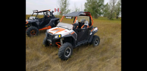 2013 RZR 800S  for TRADE OR SALE