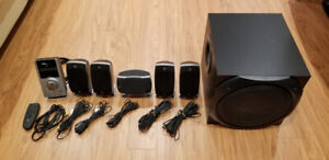 Logitech Z-5500 Digital 5.1 Speaker System Surround Sound