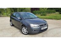 2005 Ford Focus 2.0 TDCi Ghia 6 Speed 2 Owners Full Service History