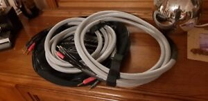 12 feet ultralink BI Speaker cable, set of two, never used