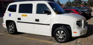 Wheelchair Accessible Van MV1 for Sale, Mint condition