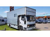 Iveco Lorry horse box/trailer sleeps 4 camper
