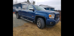 2015 GMC SIERRA All Terrain SLT