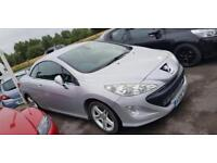 Peugeot 308 CC 1.6 THP ( 150bhp ) Coupe SE £4995 PART EXCHANGE WELCOME
