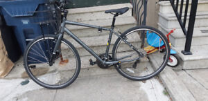 2 month old bike for sale