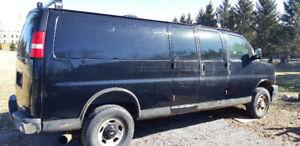 2009 Express cargo van