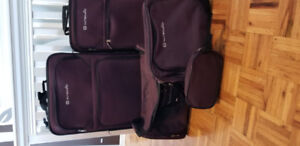Luggage 5 piece set outbound