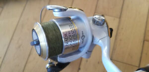 moulinet, fishing reel