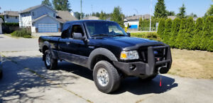 2007 FX4 Level 2 Ford Ranger