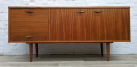Mid Century Sideboard (DELIVERY AVAILABLE)