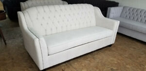 Brand New 3pc Elegant Sofa set!! Ready to Go!! - Canadian Made