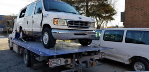 SCRAP CARS, VANS, SUV's... TOW FREE & CA$H ON THE SPOT, CALL US.
