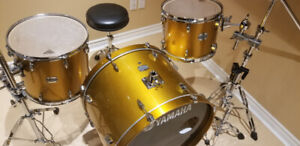 Yamaha Stage Custom All Birch -3 Peace Drum Shells with hardware