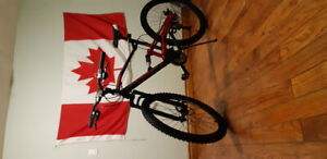 Brand new CCM apex bike with T6 aluminum frame, shimano equipped