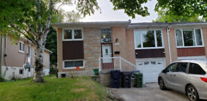 Beautiful 4-Bed 2-Bath House for Rent at Bathurst / Steeles