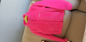 New Condition. Worn once. Size xxs 4/5 Toddler Columbia Fleece