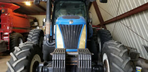FORD NEWHOLLAND TG 255