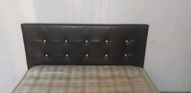 Nice double bed for sale with mattress