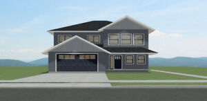 New 3 bedroom home with 1 bedroom legal suite!