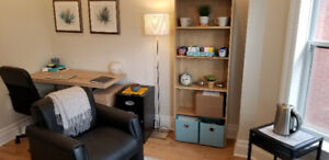 Beautiful office space sublet downtown Guelph