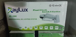 Lumiere d horticulture Raylux 1000 watts HPS Double Ended