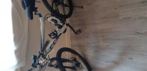 Barely used mountain bike