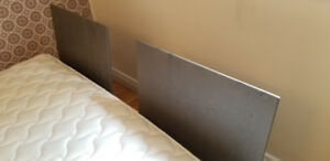 Queen size ikea bedframe with included headboard