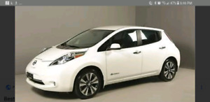 2013 NISSAN LEAF SL ELECTRIC CAR *QUICK CHARGE* NAVI* CAMERAS*