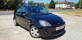 2006 Ford Fiesta 1.4 TD Facelift Zetec Climate 5dr Low Mileage