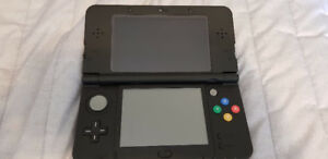 Black New3ds (n3ds) from Japan