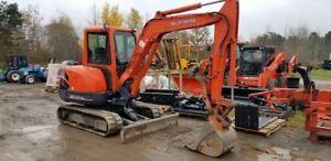 2006 Kubota KX121-3GLHS Excavator