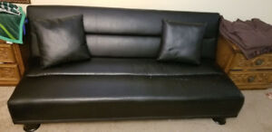 Leather Futon for Sale
