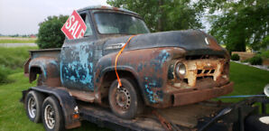 For Sale 1954 F-100